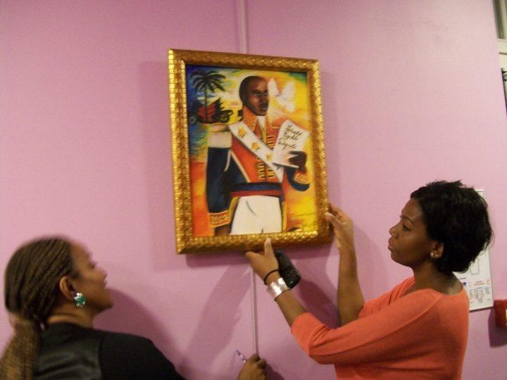 Exposition Clichy au centre culturel Aimé Cesaire